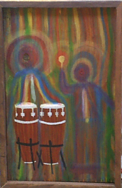 New Art- Knothead Percussion Section